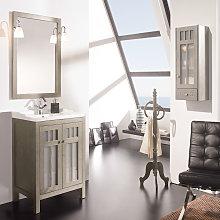 Mueble de baño de Creaciones del Espino Libra con