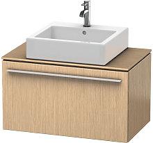 Mueble de baño Duravit X-Large para consola 6501,