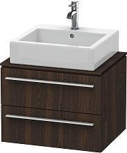 Mueble de baño Duravit X-Large para consola 6510,