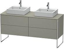 Mueble de baño Duravit XSquare de 160,0 x 54,8