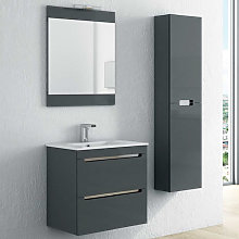 Mueble de baño fondo reducido 39 cm de  Torvisco