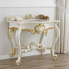 Mueble de baño Luigi Filippo estilo Barroco
