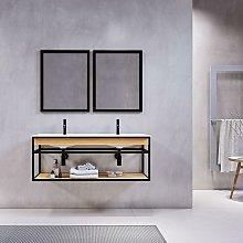 Mueble de Baño suspendido + Lavabo 120 cm PURE