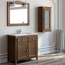 Mueble de baño Torvisco Indo 1 con patas 2