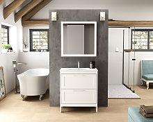 Mueble de baño Toscana 1 de Coycama con patas