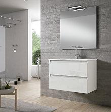 Mueble de baño Viso Bath Box I suspendido 2