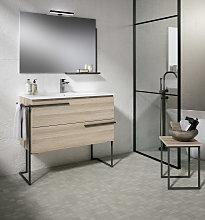 Mueble de baño Viso Bath Scala 3 con patas 2