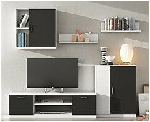 Mueble De Salon Capacity