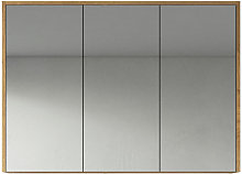 Mueble espejo Cuba 100cm Roble - Mueble espejo