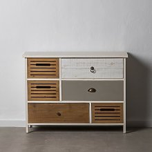 Mueble Recibidor Blanco DM - madera
