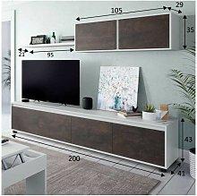 Mueble Salon TV Alida