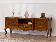 Mueble TV Hector estilo Barroco Italiano  color