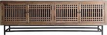 Mueble TV madera estilo vintage