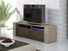 Mueble TV SUMAI - 2 cajones & 2 baldas - Color