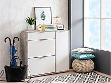 Mueble zapatero ARIETTA - 2 compartimentos , 1