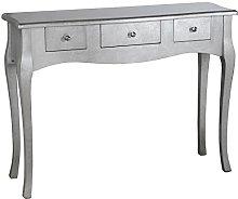 Muebles Alfafar Mesa de Entrada Consola de 3