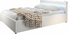 Muebles Bonitos - Cama de matrimonio canapé con