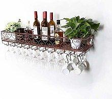 MUMUMI Estante de Exhibición de Vino,