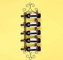 MUMUMI Estante de Exhibición Del Vino,