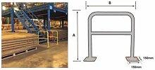 Mw-tools - ?Barrera de seguridad 2000x1000mm