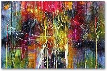 MWMG Pintura Al Oleo,Graffiti Creativo En