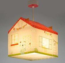 My sweet Home lámpara colgante infantil