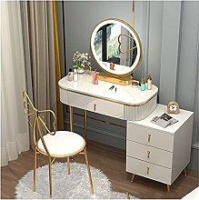MYHJ Dormitorio nórdico, Simple y Moderno,