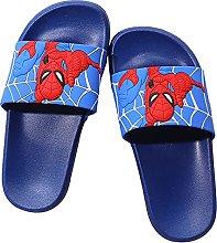 MYYLY Chanclas De Playa Cosplay Spiderman