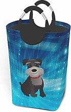 N\A Mini Cesta de lavandería para Perros