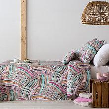 Naf Naf - Colcha ARCS multicolor 250x270cm -