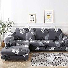 Nannan Fundas para sofá de Esquina Sofá en Forma