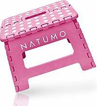 NATUMO Taburete Plegable Multiusos - taburete