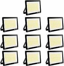 Natur 10 pieza LED Foco Proyector Luz Fría 6500K