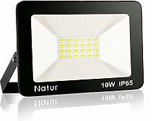 Natur 1000 Lúmenes Focos LED 10W Exterior con LED