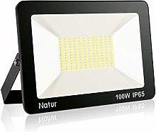 Natur 10000 Lúmenes Focos LED 100W Exterior con