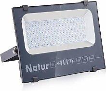 Natur 100W LED Foco Exterior alto brillo
