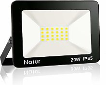 Natur 2000 Lúmenes Focos LED 20W Exterior con LED