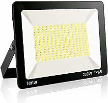 Natur 20000 Lúmenes Focos LED 200W Exterior con