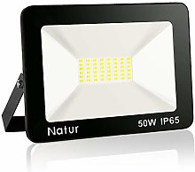 Natur 5000 Lúmenes Focos LED 50W Exterior con LED