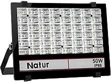 Natur 50W Foco LED Exterior Proyector,5000lm