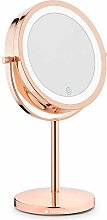 Navaris Espejo de Maquillaje con luz LED - Espejo