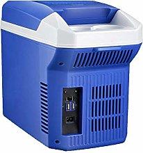 Nevera Pequeña Coche Congelador 8L Refrigerador