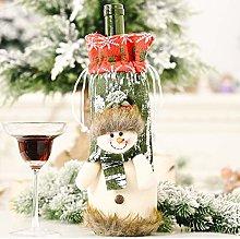 Nicoone Bolsa de regalo para decoración de mesa