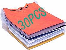 Nifogo Organizador de Camisetas,Camiseta Carpeta -