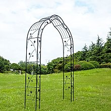 Niguleser Arcos De Jardín, Hechos De Un Marco
