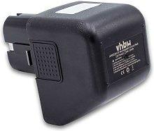 NiMH batería 1500mAh (12V) para herramienta