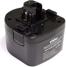 NiMH batería 3000mAh (9.6V) para herramienta