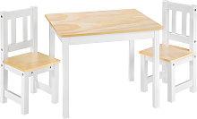No_brand - Muebles para niños Alice - conjunto de