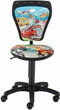 Nowy Styl - silla de escritorio chicos coches para
