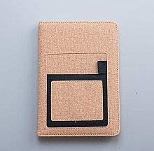 Nuevo Bloc de notas Bolso móvil creativo Cuaderno